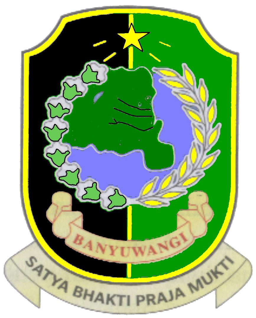 File:Lambang Kabupaten Banyuwangi.png.