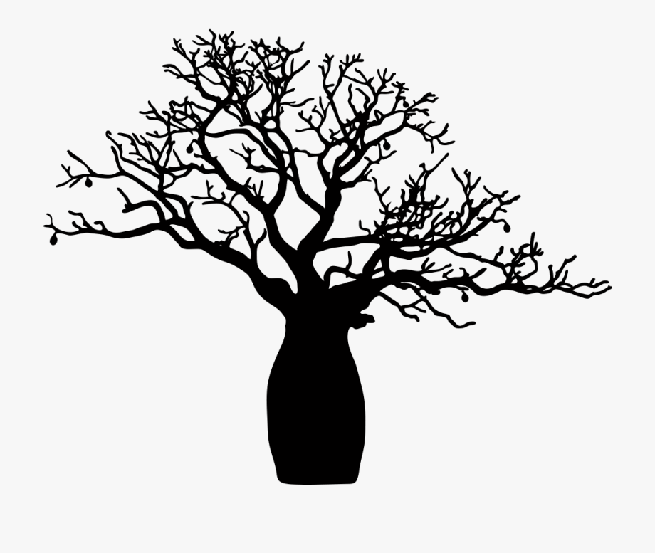 Africa Clipart Tree African.