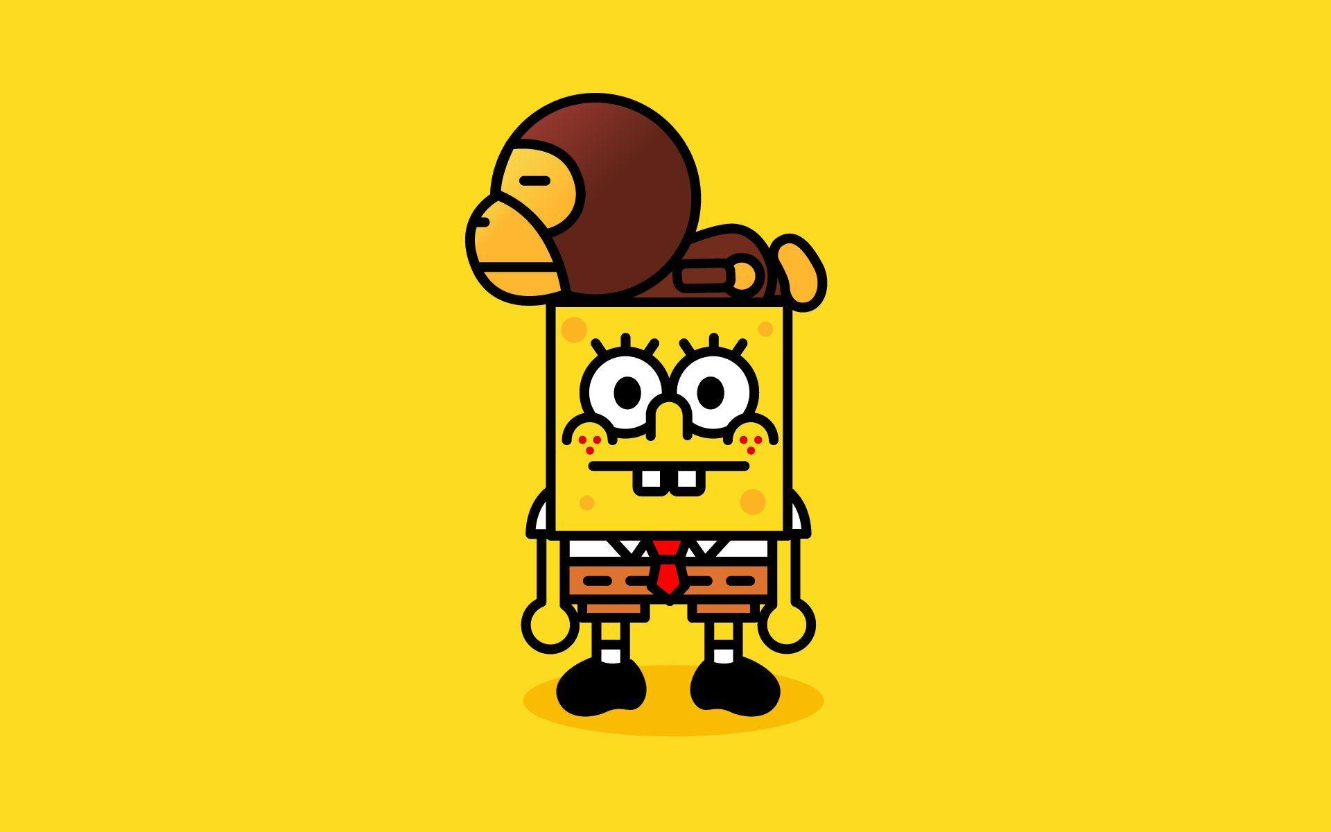 Image result for bape monkey logo.