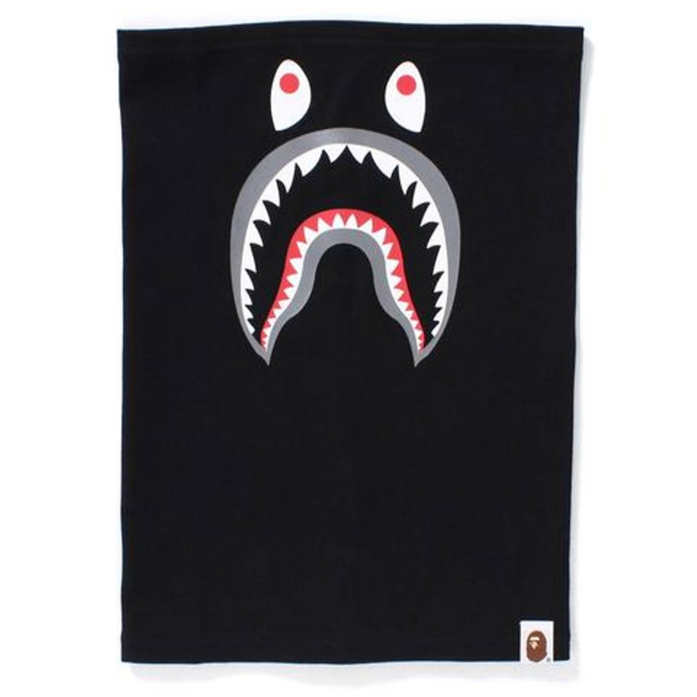 Bape Shark Turban New Black.