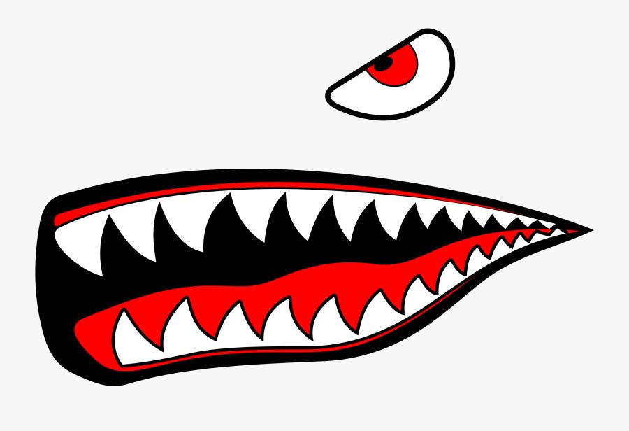 Transparent Jaws Png.