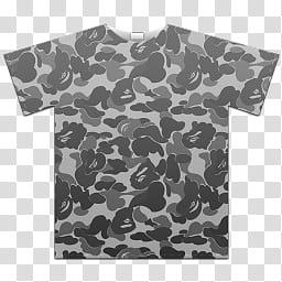 T Shirts Icons , Bape px transparent background PNG clipart.