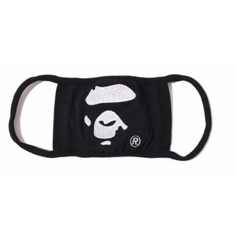 Bathing Ape Gorilla Face Mask.