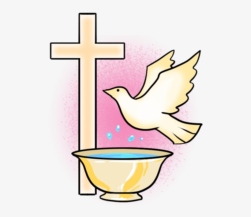 Images Of Baptism Clipart.