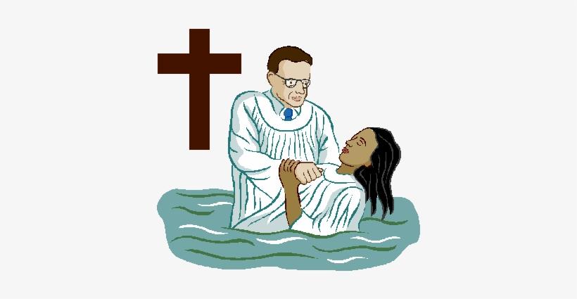 Baptism clipart immersion, Baptism immersion Transparent.