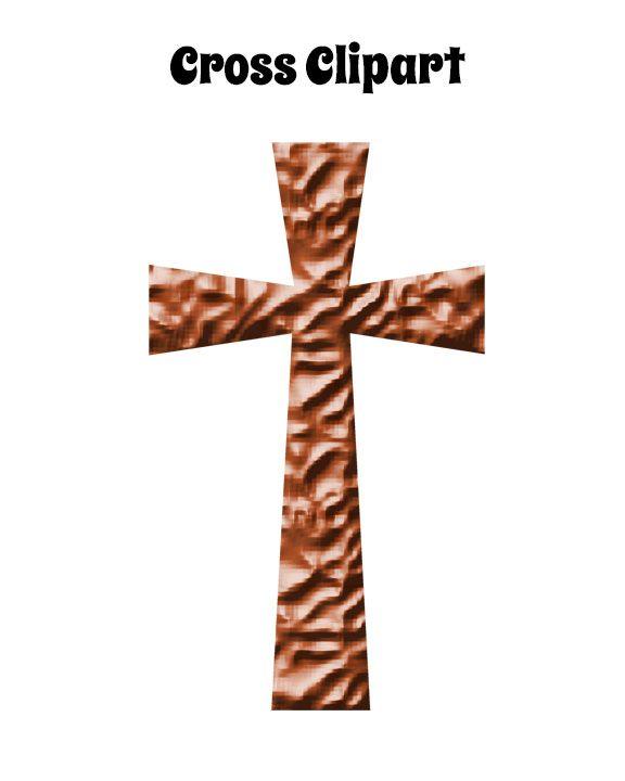 Cross clipart, Cross PNG, Easter clipart, Church clipart.
