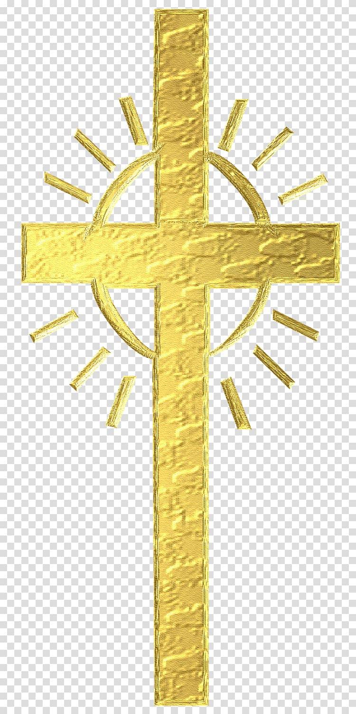 Christian cross Crucifix Religion Symbol , christening.