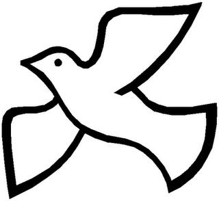Holy Spirit Dove Clipart.