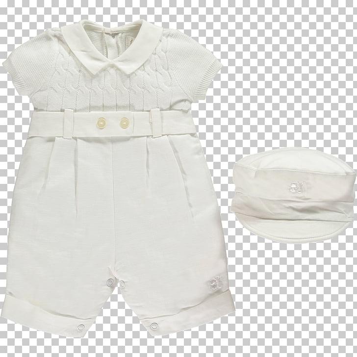 Dress Knitting Sleeve Romper suit Baptism, dress PNG clipart.