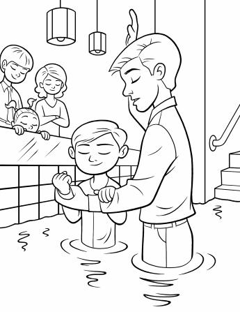 Baptism.