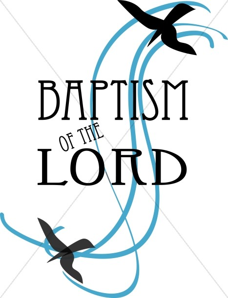 Baptism of the Lord Graphic.