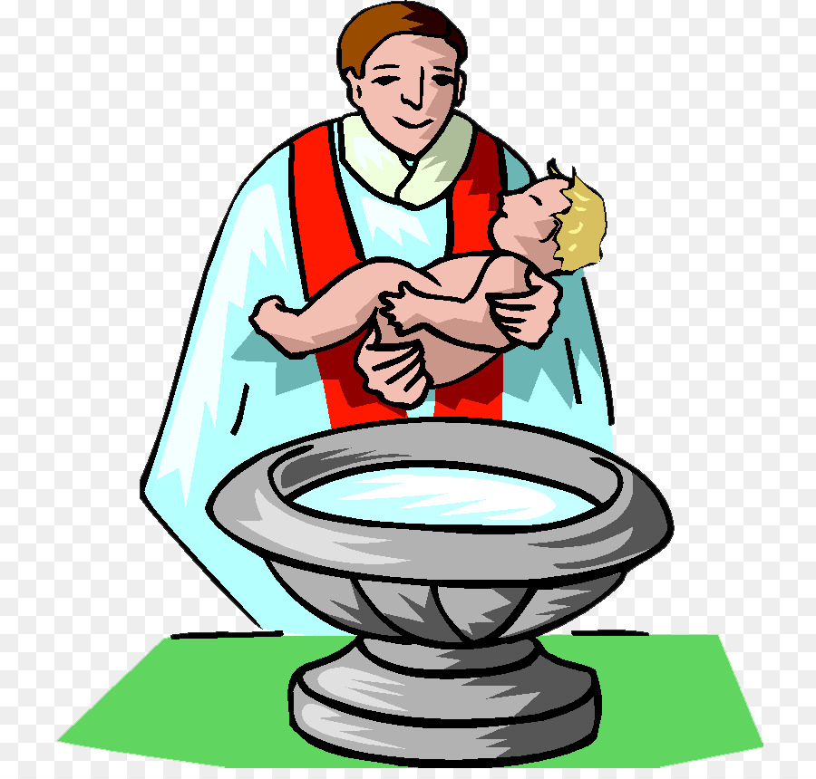 baptism pictures clipart #4