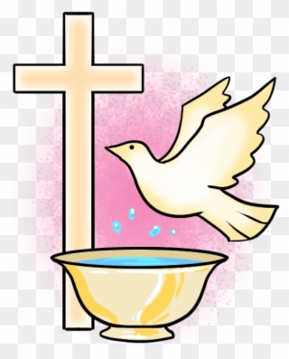 baptism pictures clipart #2