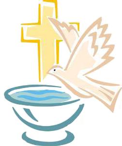 Pics For > Baptism Symbols Images.