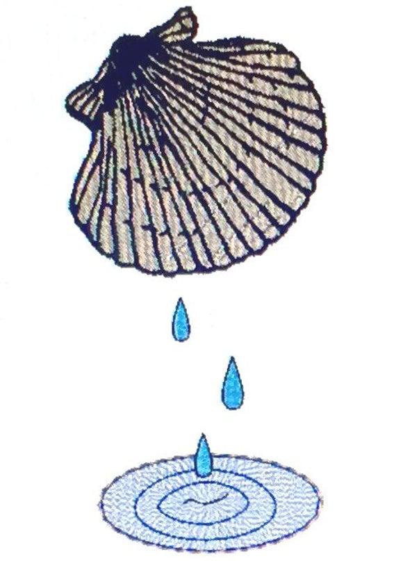 Baptismal Shell (5 X 7).