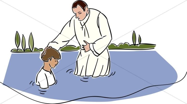 Baptism Clipart, Baptism Images, Baptism Wordart.