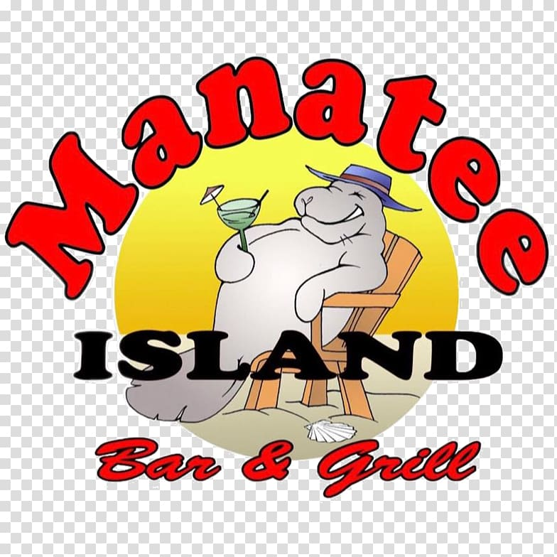 Manatee Island Bar and Grill Stuart Sea cows Restaurant.