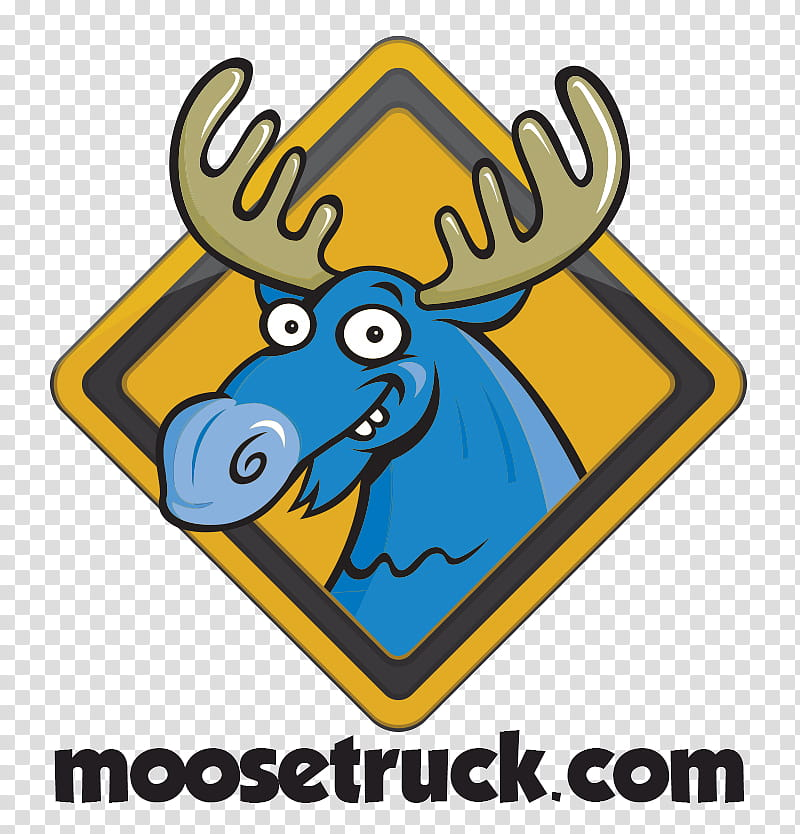 Mobile Logo, Taco, Food Truck, Carne Asada, Blue Moose.