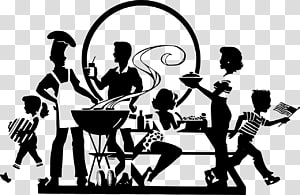 Family Bbq PNG clipart images free download.