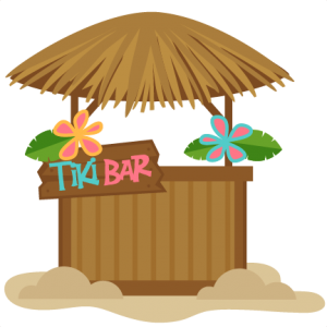 Tiki Bar: Miss Kate Cuttables.