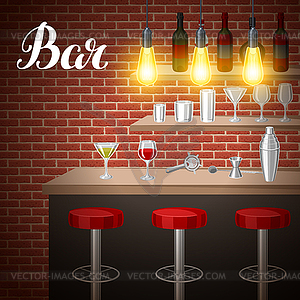 Cliparts Bar Counter Free Download Clip Art.
