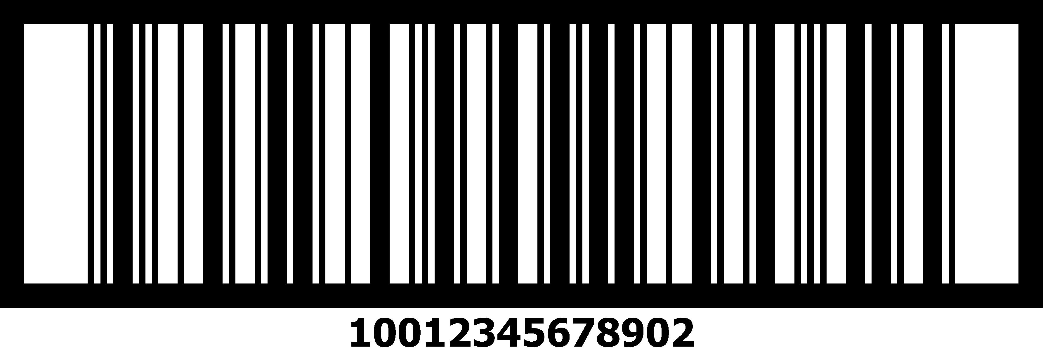 Ticket Barcode Clipart.