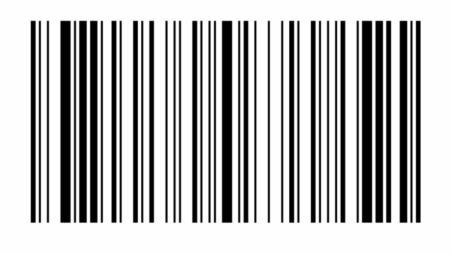 Barcode Laser Code Black Png Image.