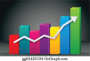 Bar Graph Clip Art.