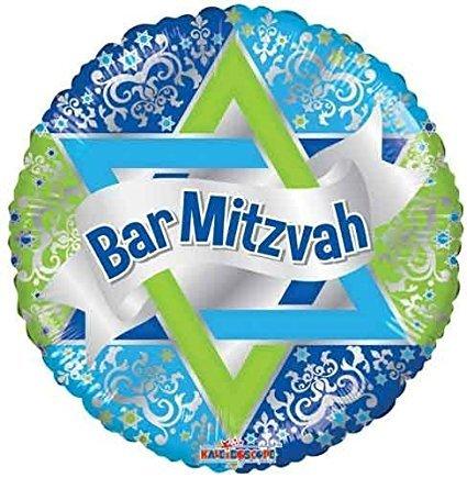 Bar Mitzvah 17\