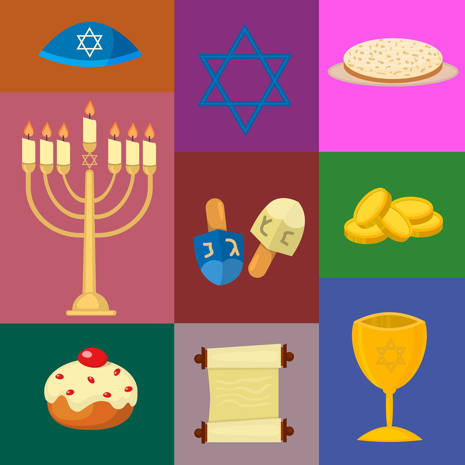 Judaism for KS1 and KS2 children.