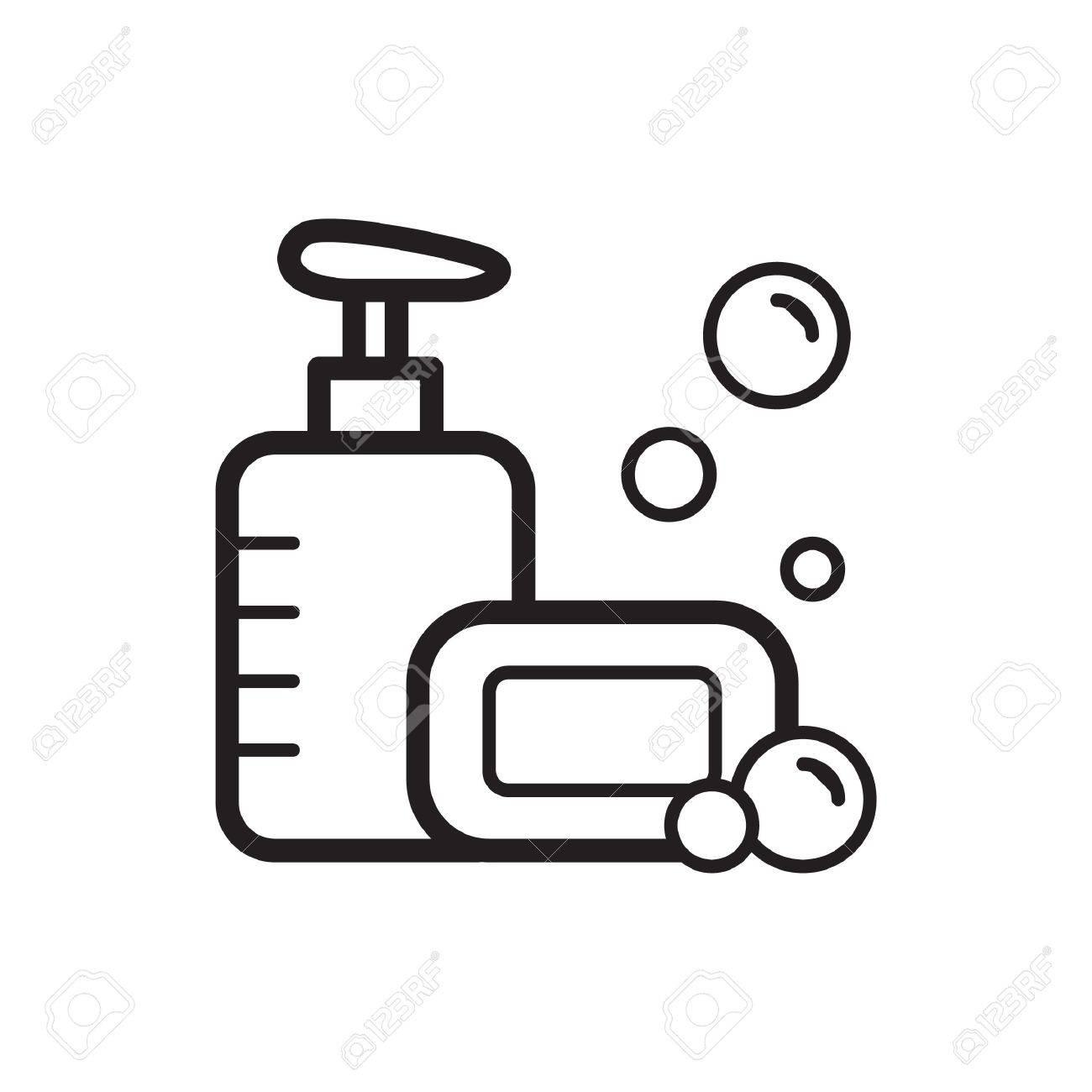 Soap dispenser and soap bar.