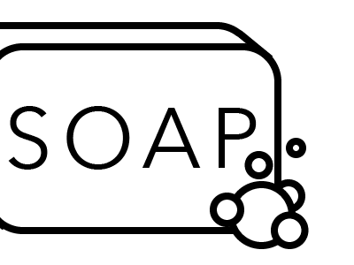 Bar Of Soap Png Black And White & Free Bar Of Soap Black And White.