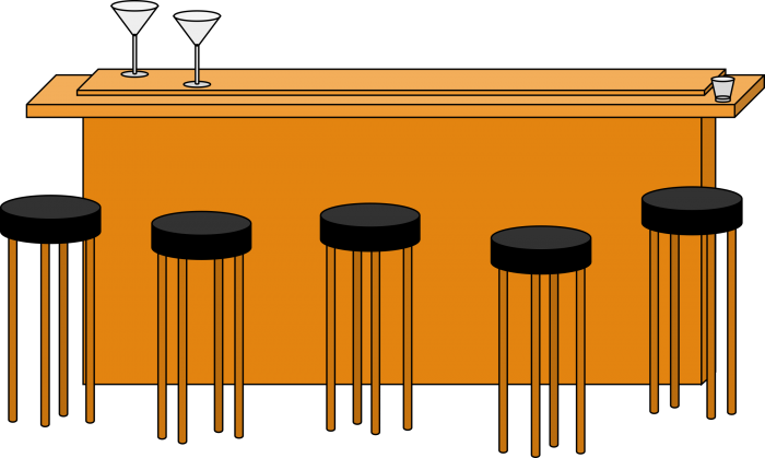 Bar Png Vector, Clipart, PSD.