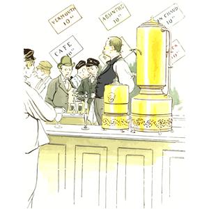 Bar scene clipart, cliparts of Bar scene free download (wmf.