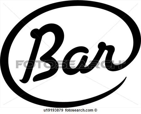 Bar Clip Art Free.