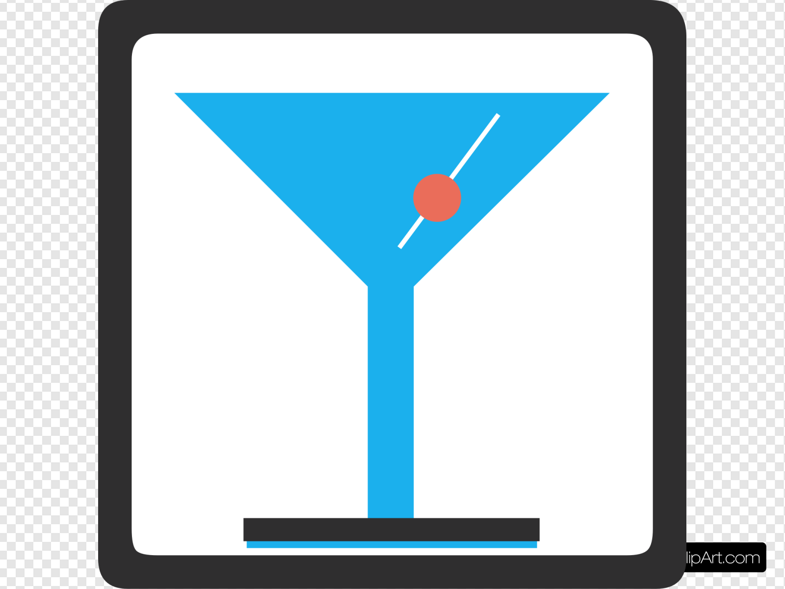 Bar Sign Clip art, Icon and SVG.