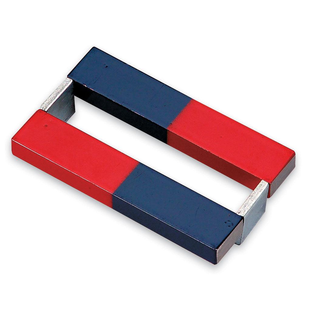 Bar Magnet Clipart.
