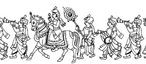 Indian wedding baraat clipart 8 » Clipart Station.