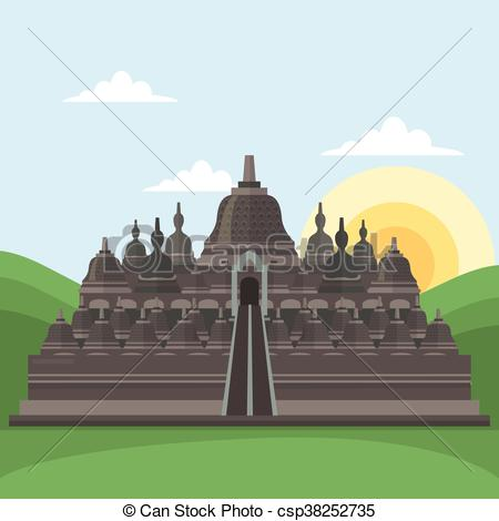 Borobudur Illustrations and Stock Art. 35 Borobudur illustration.