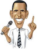 Stock Illustrations of barack obama k5732240.