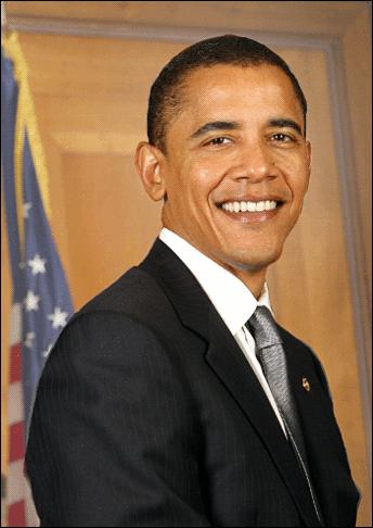 Obama Clipart.