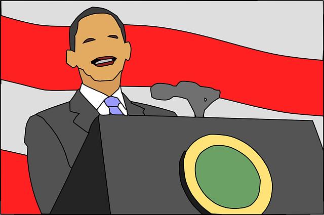 Free photo Speech Barack Hussein Obama Ii Speaker President.