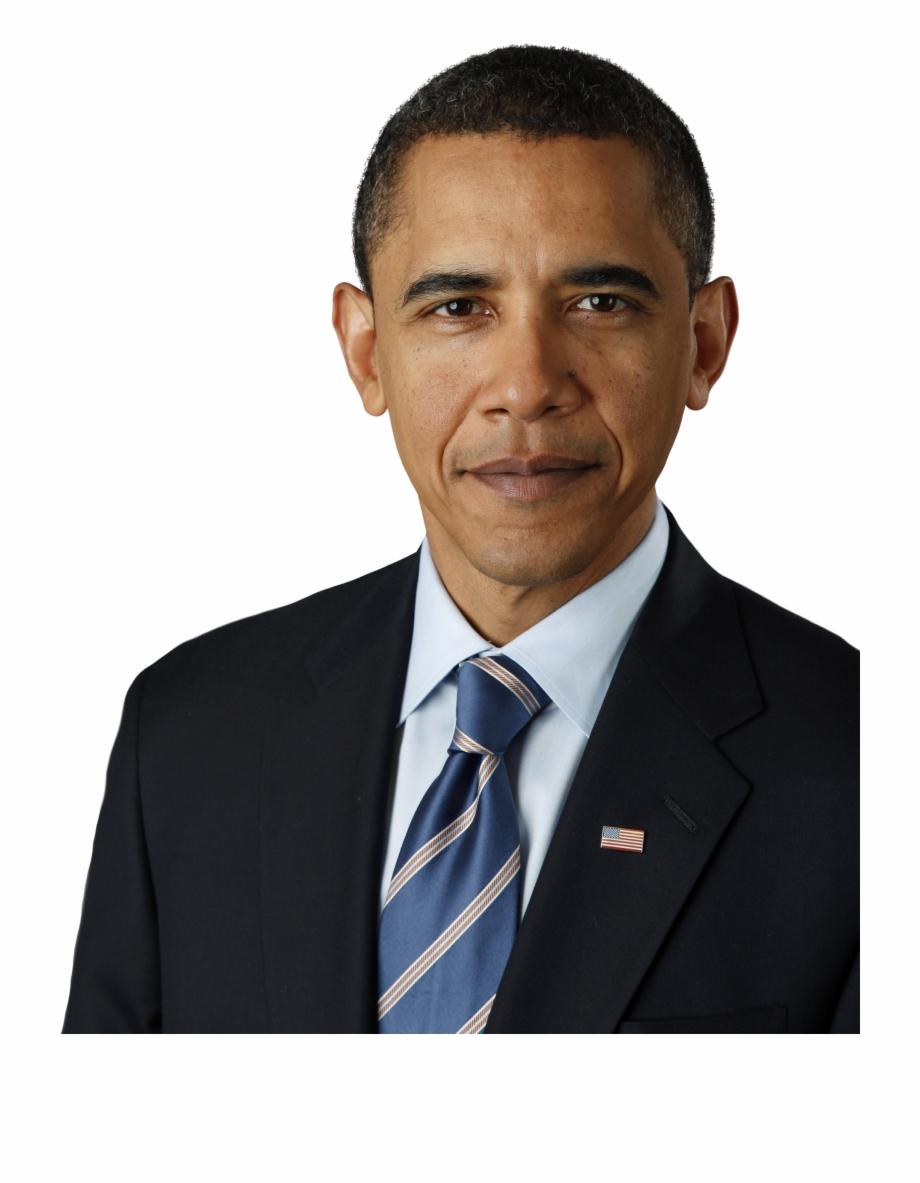 Barack Obama Png.
