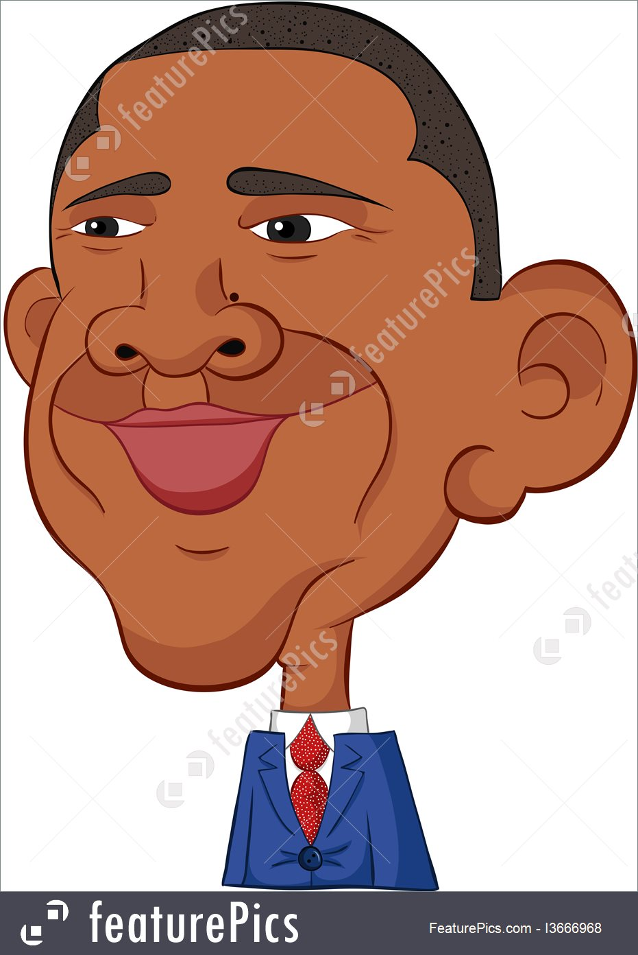 25+ Barack Obama Clipart.