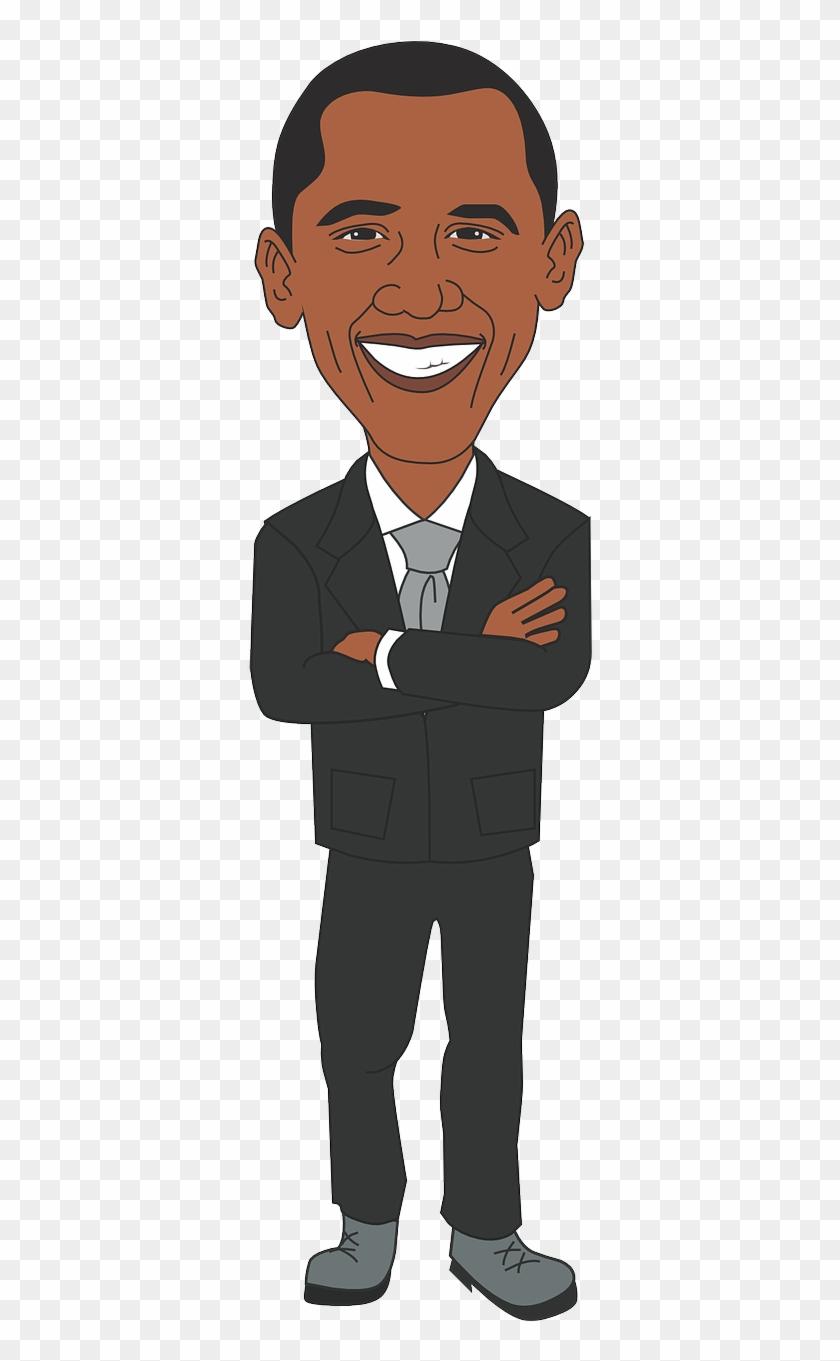 Obama Barack President Man.