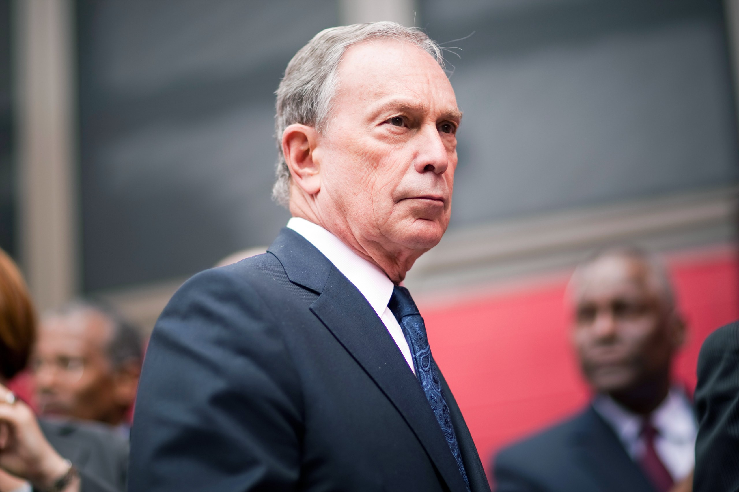 A Bloomberg Presidential Campaign Would Likely Be a Costly.