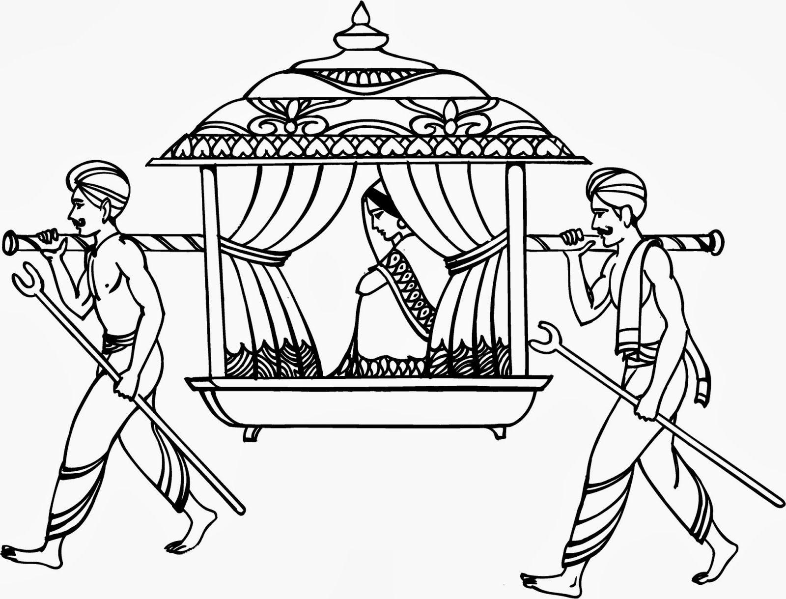 Indian Doli Clip Art in 2019.
