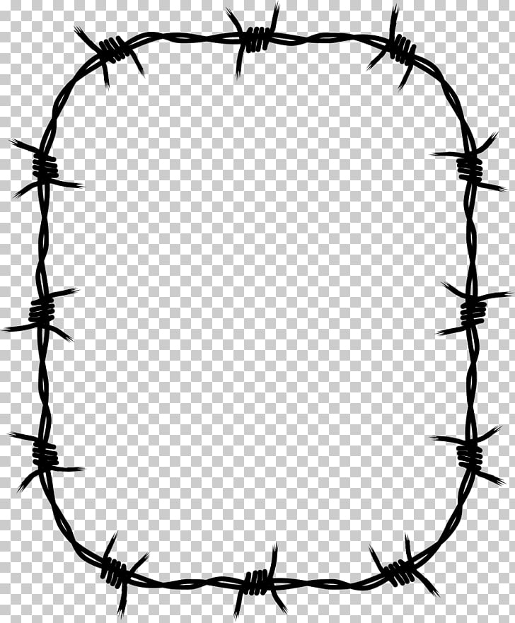 Barbed wire Fence Concertina wire , barbwire PNG clipart.