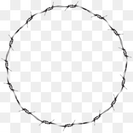 Barbed Wire PNG.