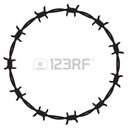 Barbed Wire Clipart & Barbed Wire Clip Art Images.